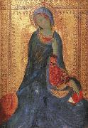 Simone Martini The Virgin of the Annunciation oil painting picture wholesale