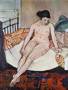 Suzanne Valadon Female Nude oil painting artist