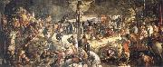 TINTORETTO, Jacopo Crucifixion oil painting picture wholesale