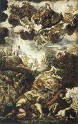 TINTORETTO, Jacopo Miracle of the Brazen Serpent oil painting picture wholesale