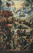 TINTORETTO, Jacopo The Voluntary Subjugation of the Provinces oil painting picture wholesale