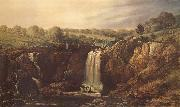 Thomas Clark The Wannon Falls oil painting picture wholesale