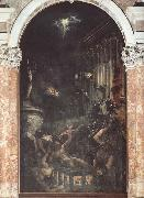 Titian Martyrdom of St.Laurence oil painting picture wholesale