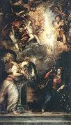Titian Annunciation oil painting picture wholesale