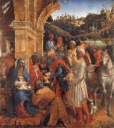 Vincenzo Foppa The Adoration of the Kings oil painting picture wholesale