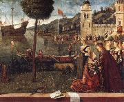 Vittore Carpaccio The Departure of Ceyx oil painting picture wholesale