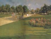 William Merrit Chase Prospect Park Brooklyn oil painting picture wholesale