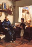 unknow artist Civilizing missionaries, teachers apostolicos oil painting picture wholesale