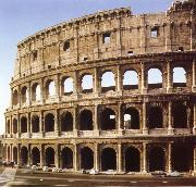 unknow artist The Colosseum oil painting picture wholesale