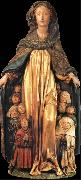 unknow artist The Madonna of the cloak of proteccion oil painting picture wholesale