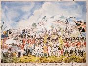 Thomas Pakenham A reconstruction by William Sadler of the Battle of Vinegar Hill painted in about 1880 oil painting picture wholesale