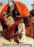 unknow artist Arab or Arabic people and life. Orientalism oil paintings  323 oil painting picture wholesale
