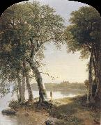 Asher Brown Durand Early Morning at Cold Spring oil painting reproduction