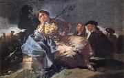 Francisco Goya The Rendezvous oil painting picture wholesale