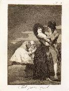 Francisco Goya Tal para qual oil painting reproduction
