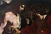 GUERCINO Doubting Thomas oil painting picture wholesale