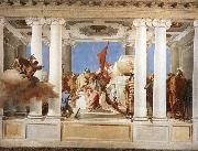 Giovanni Battista Tiepolo The Sacrifice of Iphigenia oil painting picture wholesale