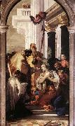 Giovanni Battista Tiepolo Last Communion of St Lucy oil painting picture wholesale