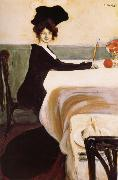 Leon Bakst The Supper oil painting artist