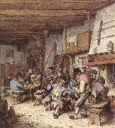 OSTADE, Adriaen Jansz. van Tavern Interior oil painting picture wholesale