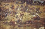 Paul Philippoteaux Cyclorama of Gettysburg oil painting picture wholesale