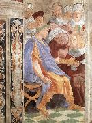 RAFFAELLO Sanzio Justinian Presenting the Pandects to Trebonianus oil painting picture wholesale