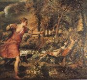 TIZIANO Vecellio The Death of AikedeAn oil painting picture wholesale