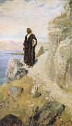 Vasily Polenov Returning to Galilee in the Power of the Spirit oil painting picture wholesale
