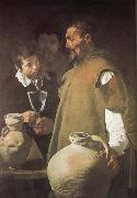 Velasquez The Warter-seller of Seville oil painting picture wholesale