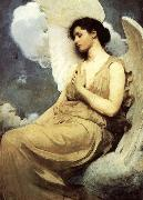 Abbott Handerson Thayer Winged Figure oil painting