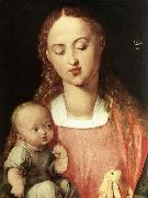 Albrecht Durer Madonna and Child with the Pear oil painting picture wholesale