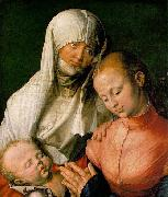 Albrecht Durer St Anne with the Virgin and Child oil painting picture wholesale