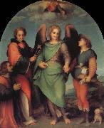 Andrea del Sarto Donor oil painting picture wholesale