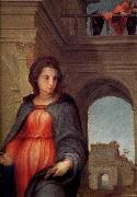Andrea del Sarto Announce in detail oil painting picture wholesale