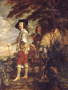 Anthony Van Dyck Karl in pa hunting oil painting picture wholesale
