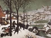 BRUEGEL, Pieter the Elder I return home oil painting reproduction