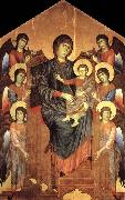 Cimabue Madonna and Child in Majesty Surrounded by Angels oil painting picture wholesale