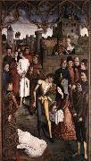 Dieric Bouts The Execution of the Innocent Count oil painting picture wholesale