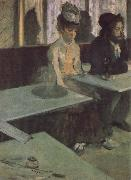 Edgar Degas The Absinth Drinker oil painting picture wholesale