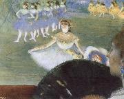 Edgar Degas The Star or Dancer on the Stage oil painting picture wholesale