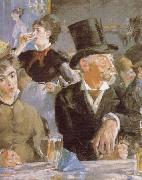 Edouard Manet Bock drinkers oil painting picture wholesale