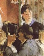 Edouard Manet The Waitress oil painting picture wholesale