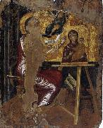 El Greco St Luke Painting the Virgin and Child before 1567 oil painting picture wholesale
