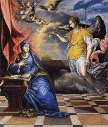 El Greco The Annuciation oil painting picture wholesale