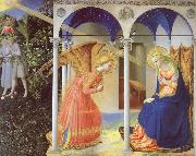 Fra Angelico Detail of the Annunciation oil painting picture wholesale