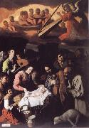 Francisco de Zurbaran The Adoration of the Shepherds oil painting picture wholesale