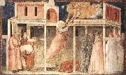 GIOTTO di Bondone Ascension of the Evangelist oil painting picture wholesale
