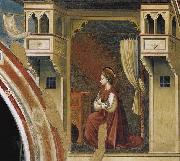 GIOTTO di Bondone The Virgin Receiving the Message oil painting picture wholesale
