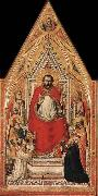 GIOTTO di Bondone St Peter Enthroned oil painting picture wholesale