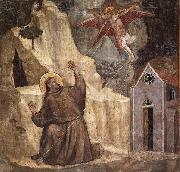 GIOTTO di Bondone Stigmatisation of Saint Francis oil painting picture wholesale